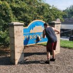 Perry Hall Sign Cleaning 202109a