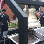 September 11 Bell Tolling Parkville Hope and Peace