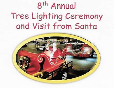 Parkville Tree Lighting 2018
