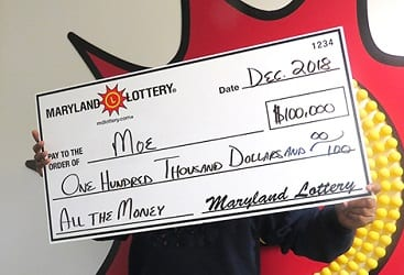 Lucky Moe MD Lottery