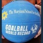 Maryland School Blind Goalball