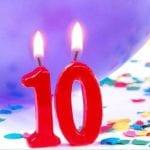 10 Celebration