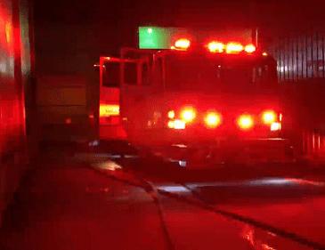 Philadelphia Road Fire 20190325