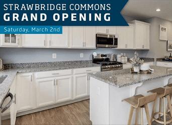 Strawbridge Commons Grand Opening