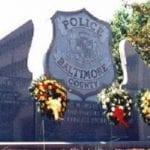 Baltimore County Police Memorial Service