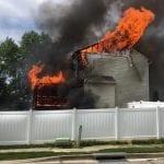 Hanf Avenue House Fire