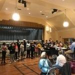 Overlea High School Baltimore Choral Arts Society