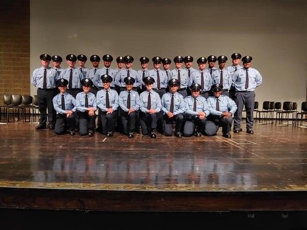 Baltimore County Fire Department Graduation 201907
