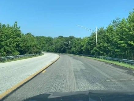 Ebenezer Road Paving Middle River