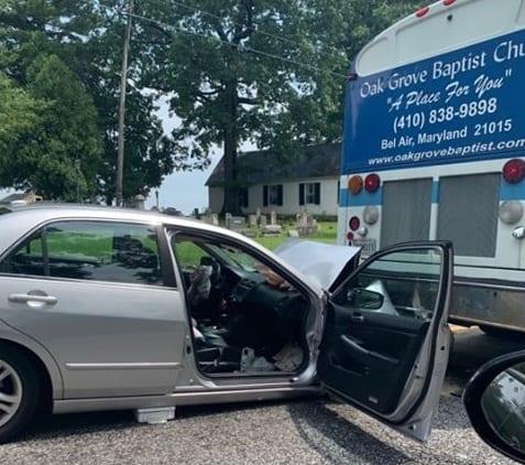 Kingsville Bus Crash 20190711
