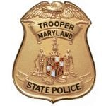 Maryland State Police Trooper Shield