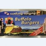 Northfork Bison Burgers