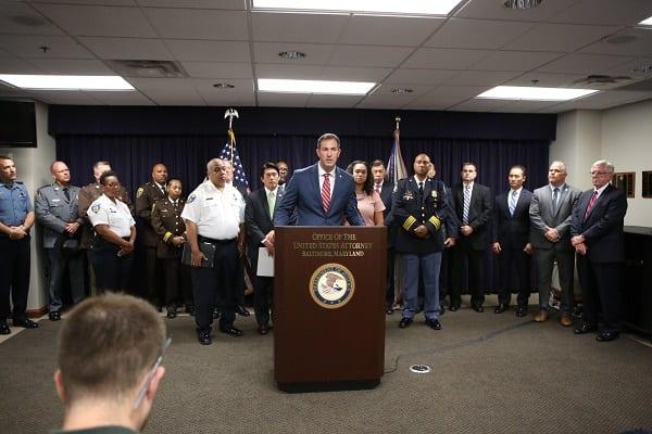Baltimore Crime Task Force
