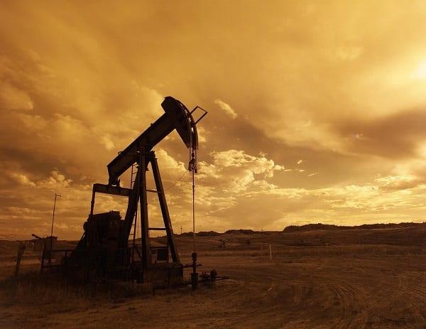 Oil Pump Fossil Fuels