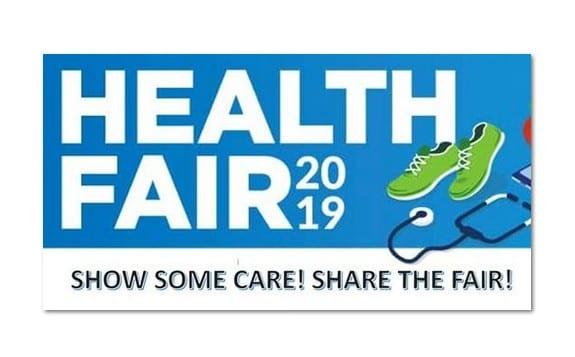 Health Fair 2019