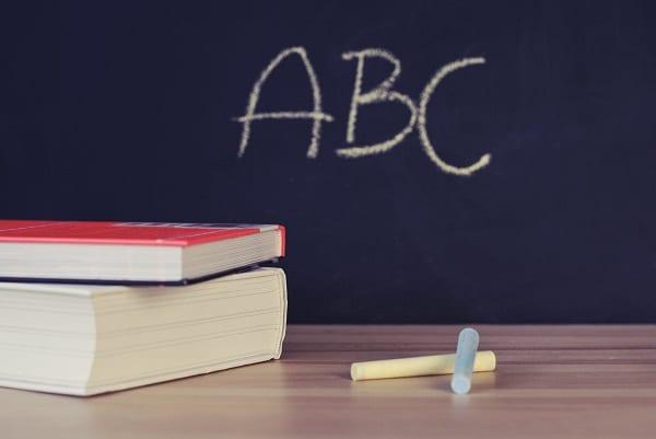 School Chalk Blackboard