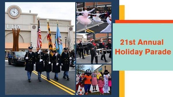The Avenue Holiday Parade 2019