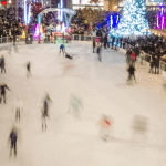 The Avenue Ice Rink