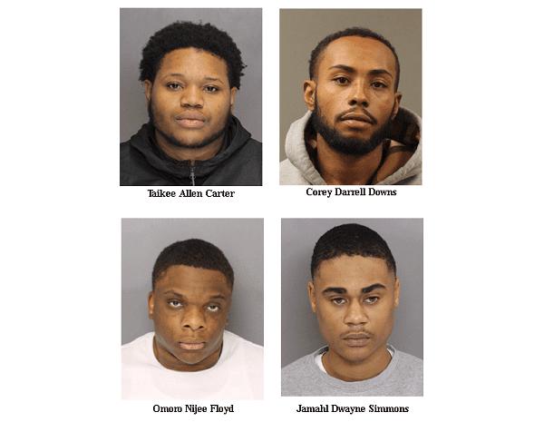 Catonsville Murder Suspects 201911