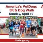 Americas VetDog 5K and Dog Walk 2020