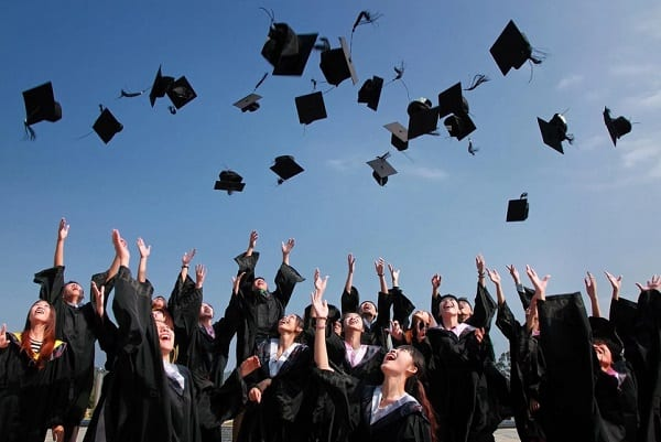 College University Graduation