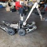 Maryland Bomb Squad Robot