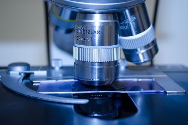 Medical Lab Research Virus Bacteria