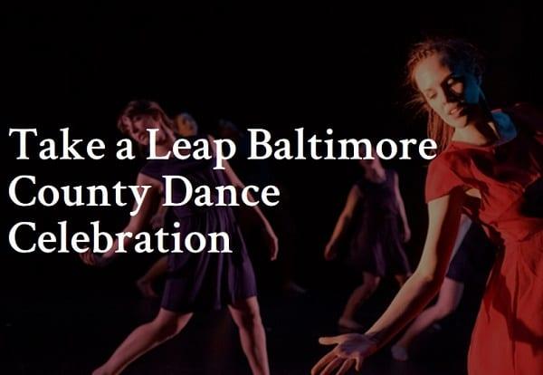 Take A Leap Baltimore
