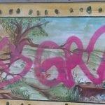 Annies Playground Graffiti