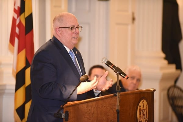 Larry Hogan State House 2020