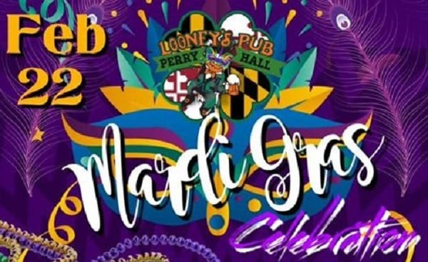 Looneys Perry Hall Mardi Gras 2020 Thumb