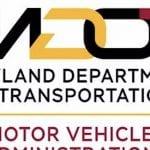 MDOT MVA Motor Vehicle Administration