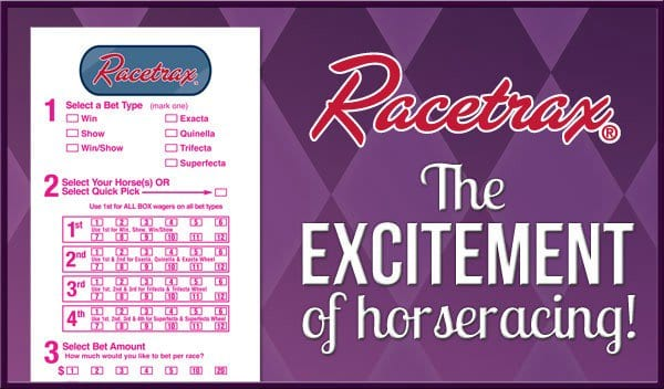 Maryland Lottery Racetrax