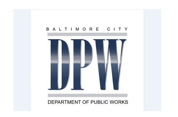 Baltimore Department of Public Works DPW