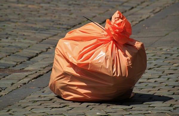 Garbage Bag Trash
