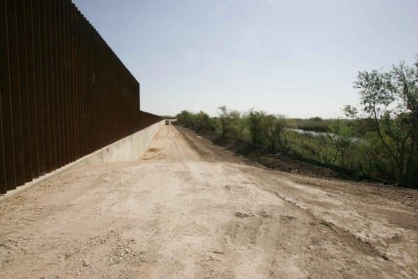 New Border Wall