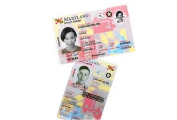 REAL ID Maryland