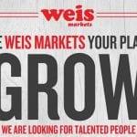 Weis Markets Hiring