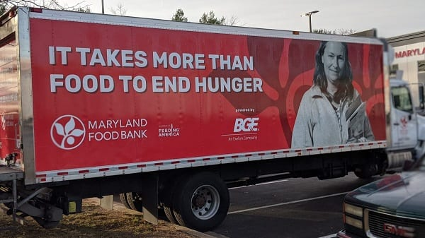 BGE Maryland Food Bank