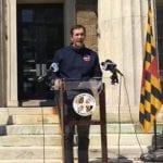 Baltimore County Exec Olszewski 20200409