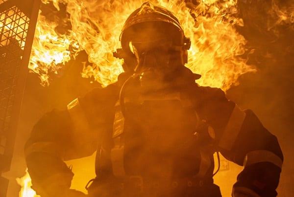 Firefighter Fire