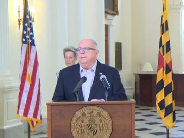 Governor Larry Hogan COVID 20200403