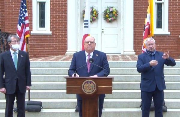 Governor Larry Hogan Update 20200420