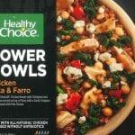 Healthy Choice Frozen Chicken Bowl