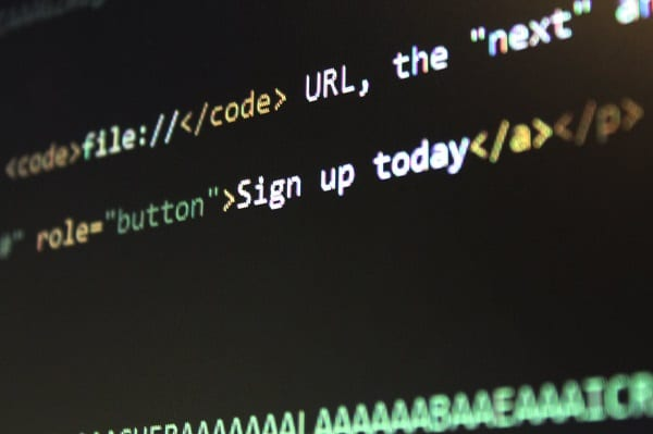 Website HTML