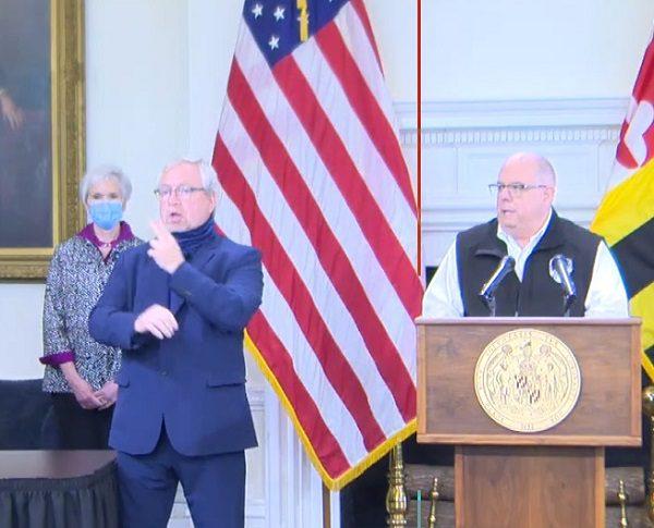 Governor Larry Hogan Update 20200506