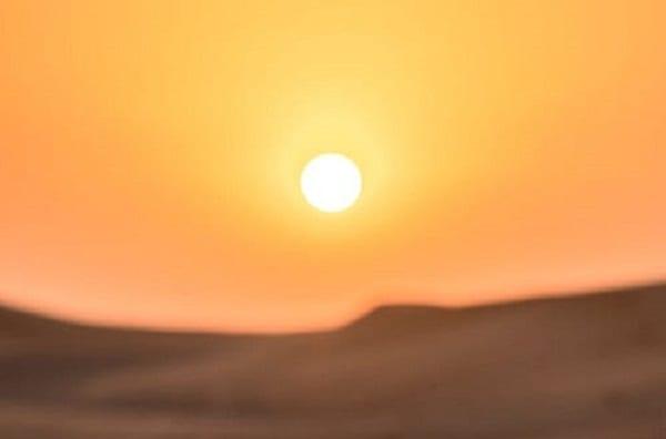 Hot Heat Sun