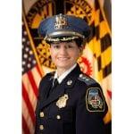 Baltimore County Police Chief Melissa Hyatt Headshot