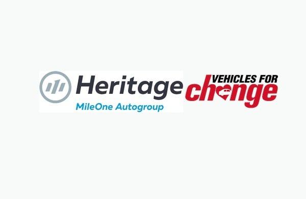 Heritage MileOne Vehicles for Change