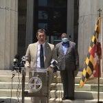 Baltimore County Executive Johnny Olszewski Update 20200721